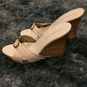 Charlotte Russe Wedges size 9